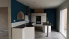 Décoration intérieure par Jade Colors, peintre décorateur à Saint Sulpice le Verdon